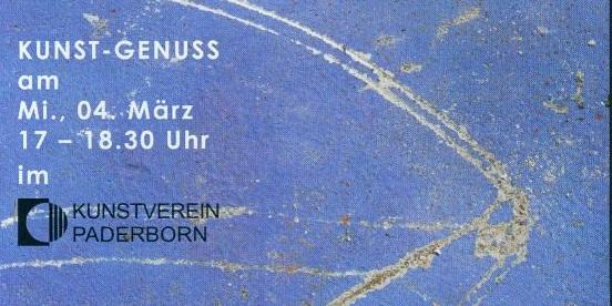 Kunst-Genuss – Bastian Börsig | PUMPE | Xuan Wan