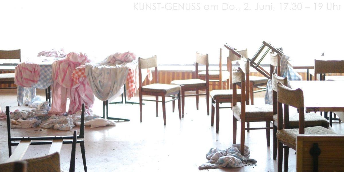 Kunst-Genuss im Kunstverein