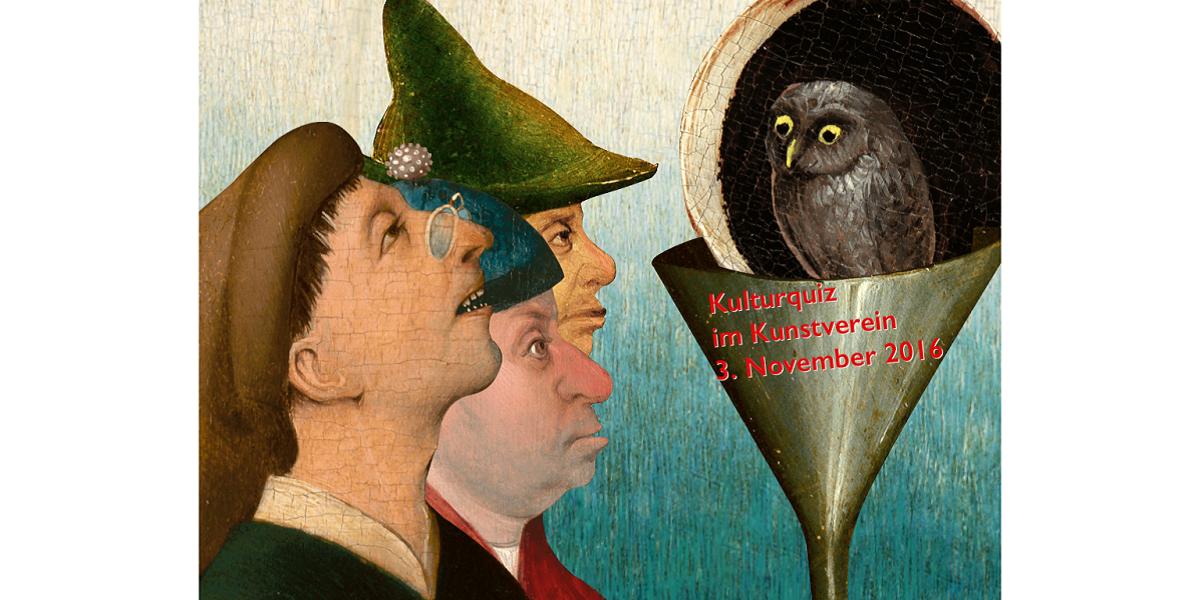 Kulturquiz im  November