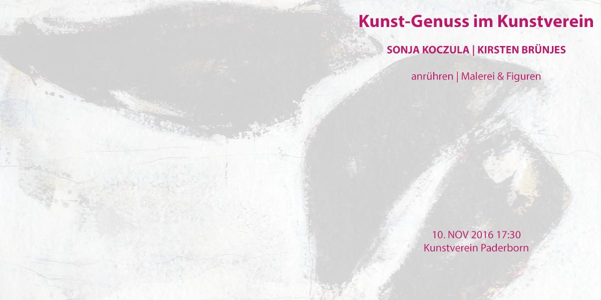 Kunst – Genuss im Kunstverein