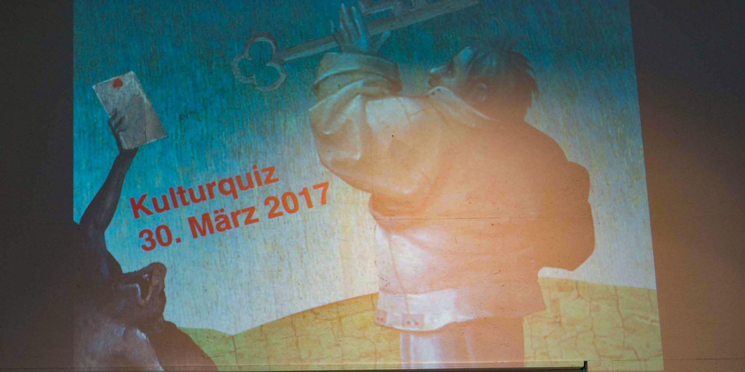 Kulturquiz im März