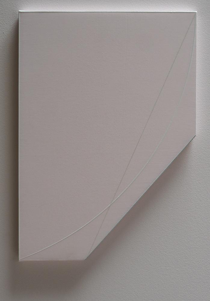 Tim Bohländer, Shinx, 2017, Acryl auf Leinwand und Holz